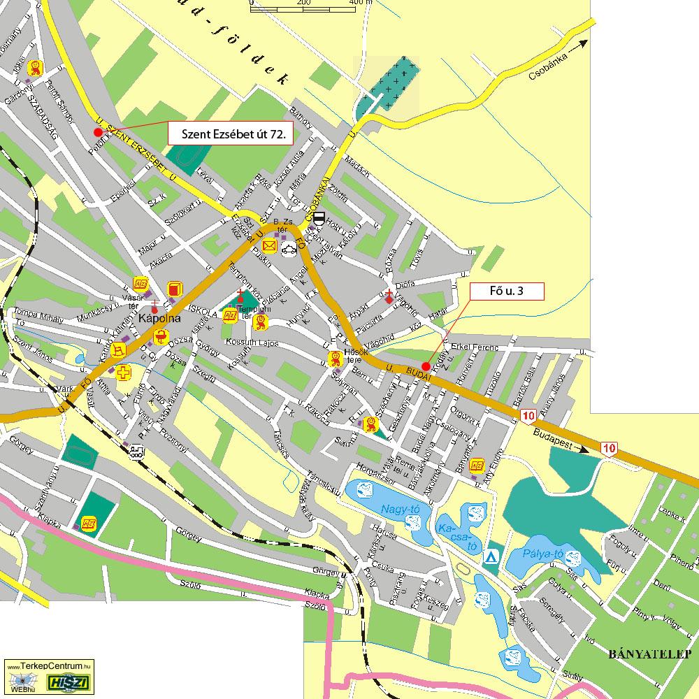 pilisvörösvár térkép Untitled Document pilisvörösvár térkép